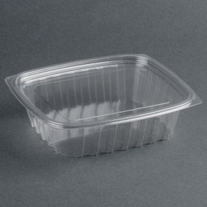 250cc Rectangle Salad Container