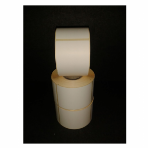 Thermal Scale Label Roll 58x80mm Plain White
