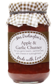 Apple__Garlic_Chutney