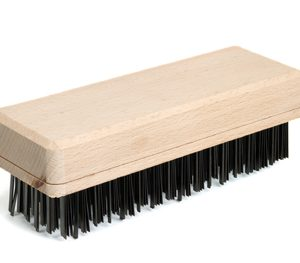 Block Brush Wooden with Slide