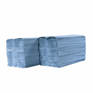 Blue C Fold Towel