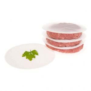 Burger Discs White Greaseproof