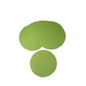 Burger Discs Green 5inch Per 1000