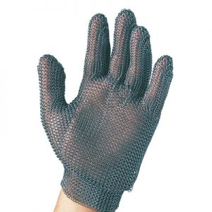 Chain Mail Glove Large Size 4