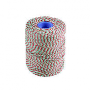 Christmas String Twine Red White Green per 500g reel