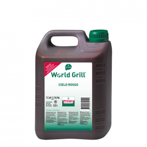 Verstegen World Grill Cello Rosso 2.5ltr