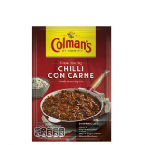 Chilli Con Carne Mix 12x50g