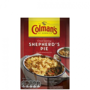 Colmans Sheppards Pie Mix 12x50g