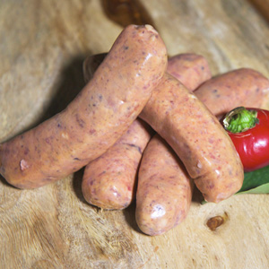 Cranberry & Apple Sausage