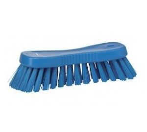 Scrubbing Brush Blue 7.5 inch