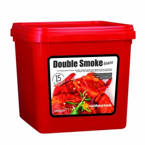 Double Smoke glaze 2.5kg tub