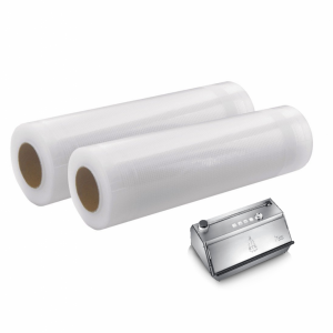 Embossed External Vacuum Pouch Rolls 150mm x 12 metres