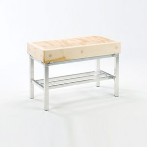 FRM-F7A-Reversible-Butchers-Block-on-Alloy-Stand