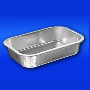 Foil Tray Smooth Wall 45mm