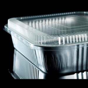 Foil Tray Smooth Wall Lid