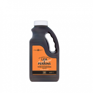 Lea and Perrins Worcestershire Sauce 4ltr
