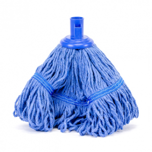 Mop Head Blue Screw On