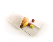 Paper Bags White 12x12.5 (per 500)