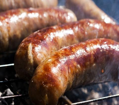 Parkers Pride Sausage Seasoning Pork Tinted 6 36kg Tub