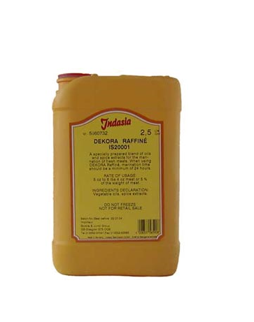 Indasia Raffine Oil 2.5ltr per bottle