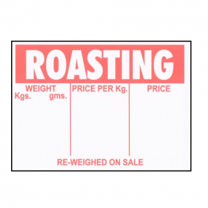 Rosting Display Cards