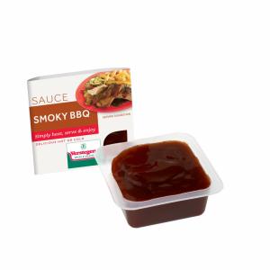 Verstegen Micro Sauce Retail Smokey BBQ 6x80ml