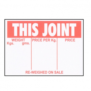 This Joint Display Card