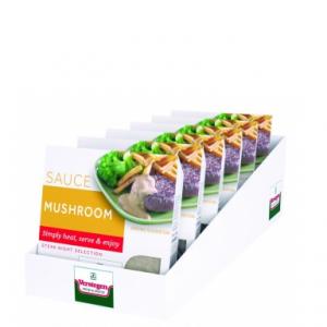 Verstegen Micro Sauce Retail Mushroom 6x80ml
