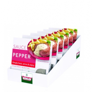 Verstegen Micro Sauce Retail Pepper Sauce 6x80ml