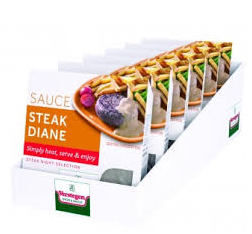 Verstegen Micro Sauce Steak Diane