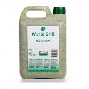 Verstegen World Grill Mediterranee