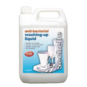 Washing Up Liquid Anti Bac