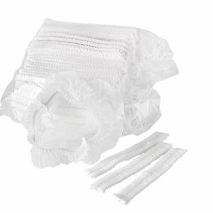 White Hair Nets