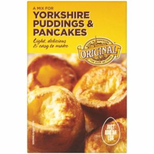 Yorkshire Pudding Mi