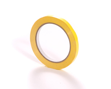 Bag Tape Yellow per roll