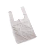 Vest Carrier Bags White Approx 12x18x24 18 micron per 1000