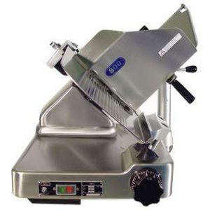 DEKO 800S SLICER WITH GRAVITY FEED 230V