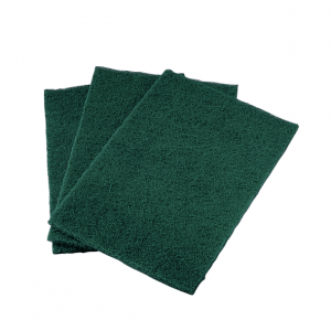 Scouring Pads Green 6x9inch per pack 10