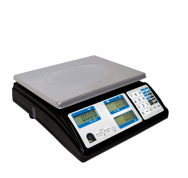 Epelsa K-Scale 56-PPI Price Computing Retail Scale 15kg