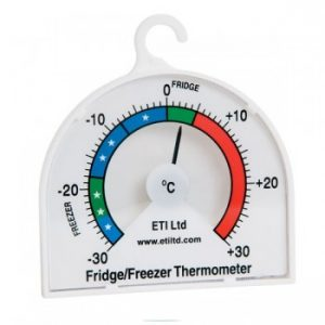 Temperature Fridge or Freezer With 70mm Dial